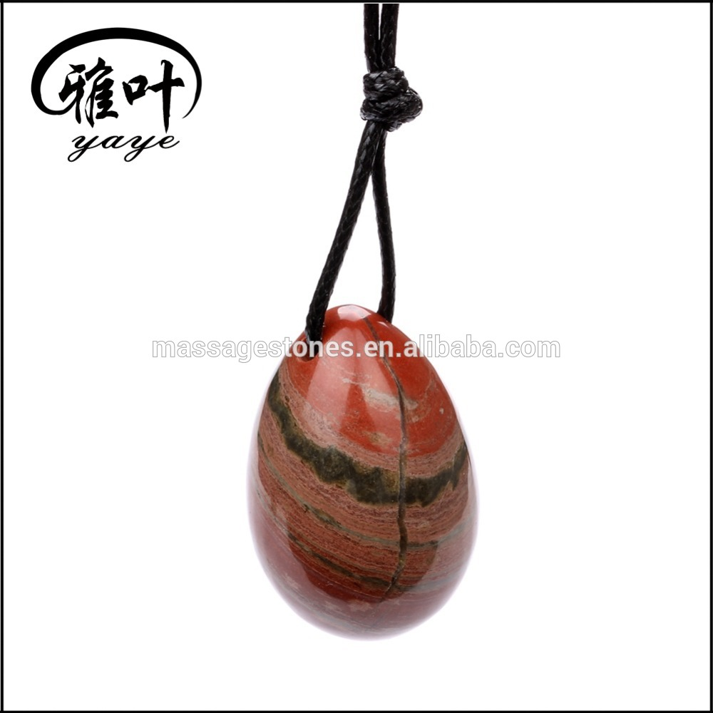 Wholesale natural gemstone jade eggs yoni egg kegel