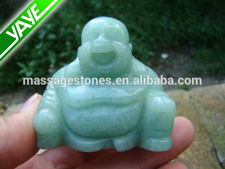 Wholesale Green Aventurine Buddha