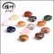 Assorted Colorful Gemstones Crystal Heart