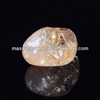 20-25mm Semi-Precious Stone Crafts Natural citrine tumbled stones