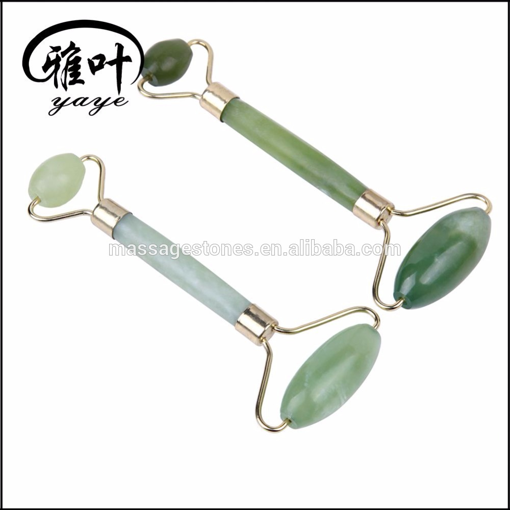 High Quality Natural Jade Massage Tool Jade Facial Roller