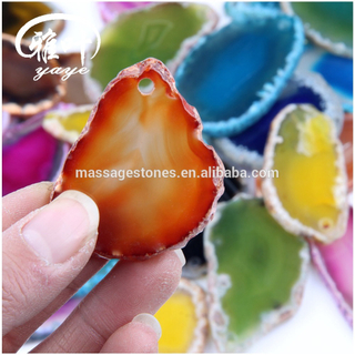 Agate Slices Wholesale