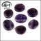 Natural Amethyst Palm Stones