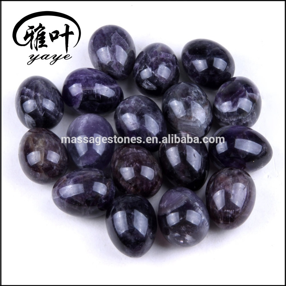 Natural A Grade Black Obsidian Stones Eggs
