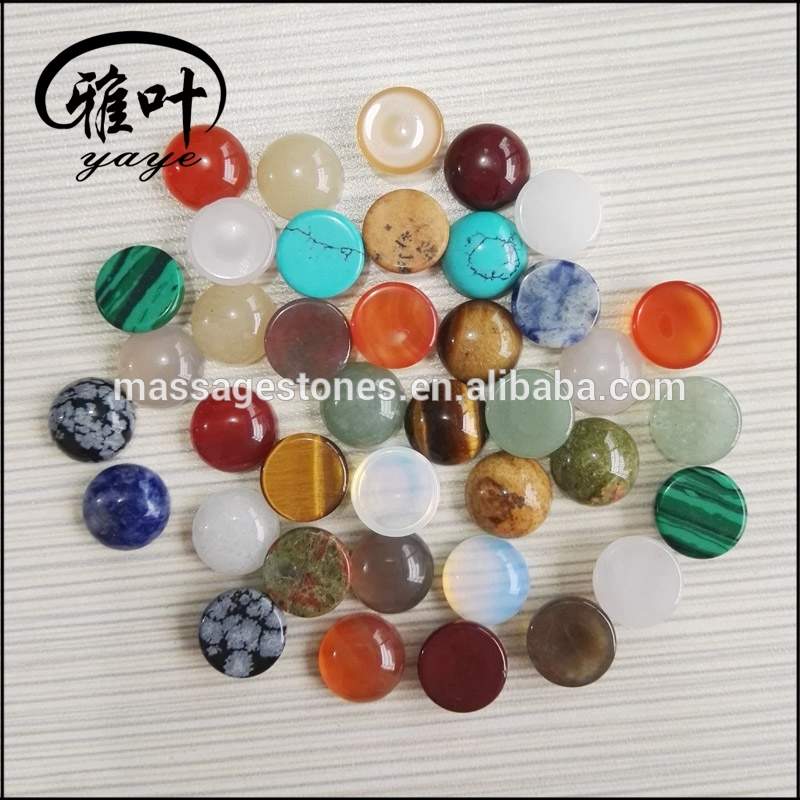 Wholesale Gemstones Cabochons Flat
