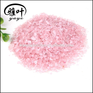 Natural Rose Quartz tumbled stones for Bulk Wholesale