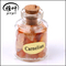Wholesale Natural Stones Carnelian Chips Stones Wishing Drift Glass Bottle with Cork