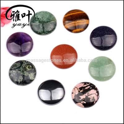 Wholesale Gemstone Cabochon Flatback Cabochons for Jewelry Making