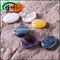 Natural Gemstones Mixed Color Pocket Palm Stone