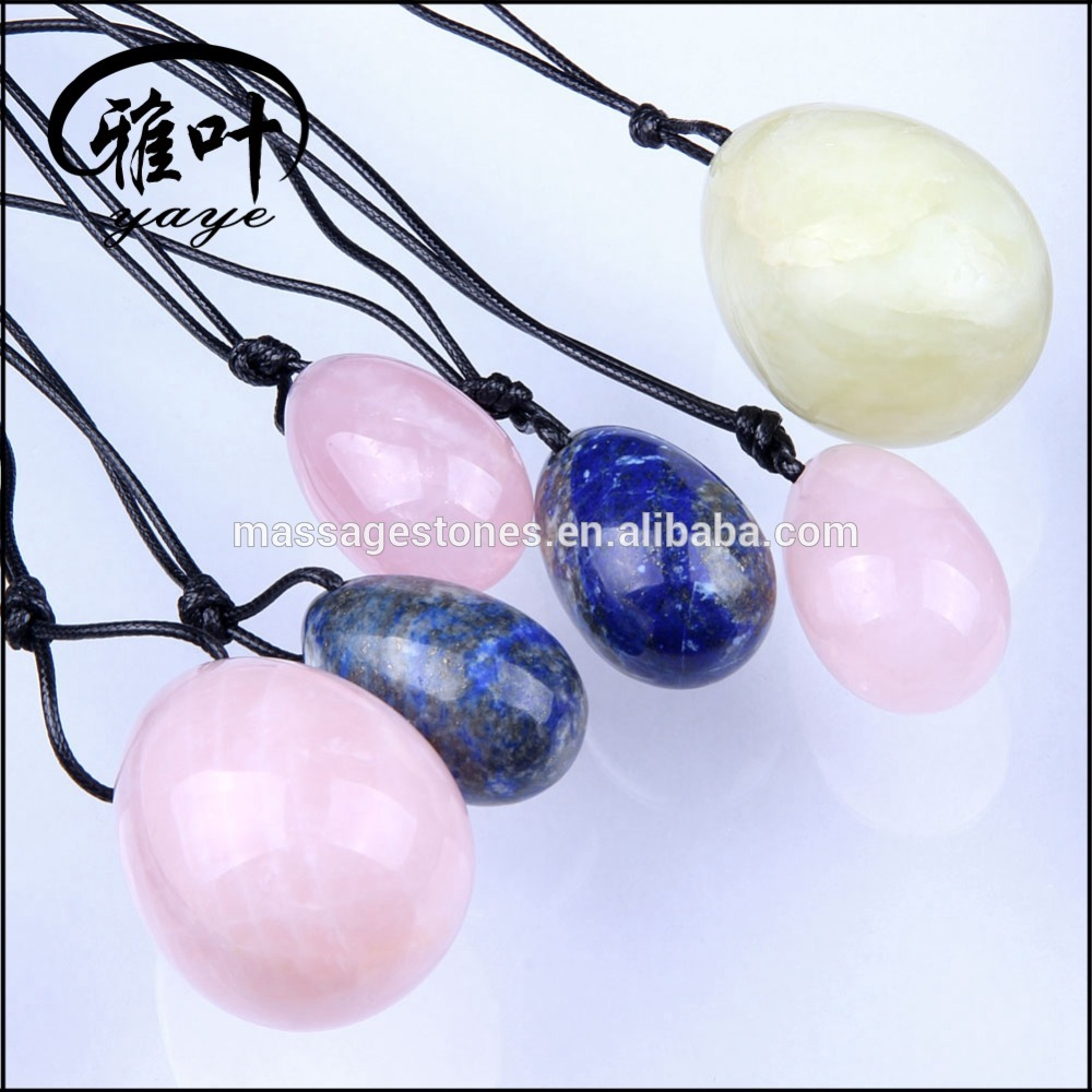 Lapis Lazuli Yoni egg love egg and ball for wholesale