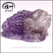 Factory Prices Hand Carved Gemstones Amethyst Toad for Sale