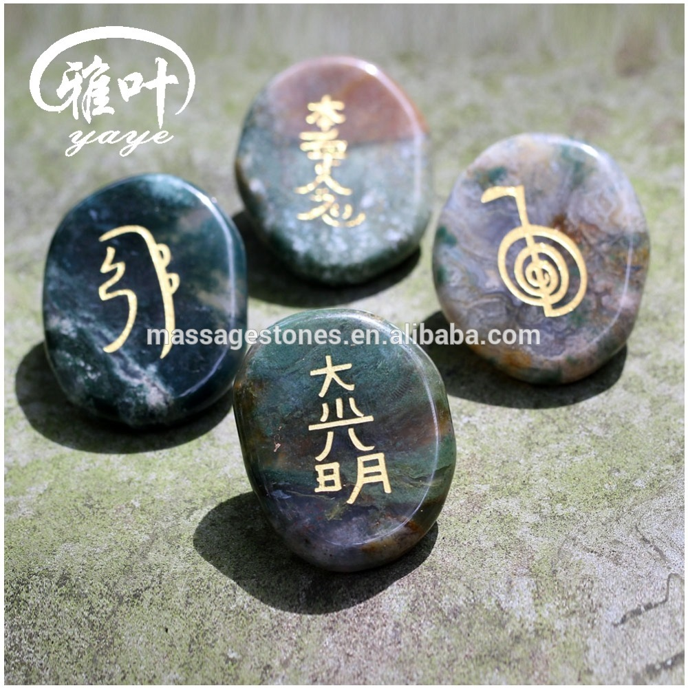 Wholesale Gemstones Laser Engraved Stones