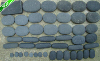 Basalt massage stones for sale