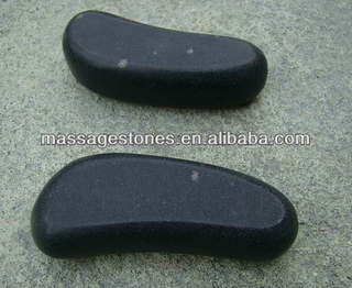 Hot Salt Rocks Foot Massager Stone