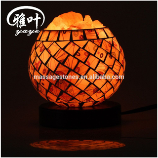 Wholesale Beautiful Natural Handcrafts Himalayan Rock crystal salt Lamp