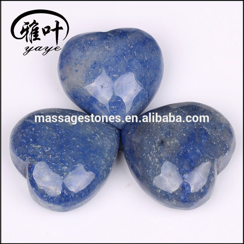 Wholesale Natural Gemstones Heart Shape